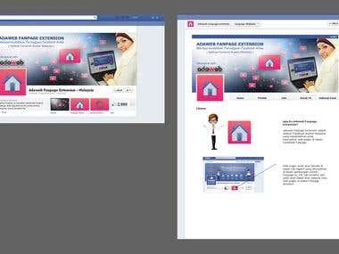 Adaweb - Facebook Fanpage
