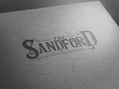logo for the sandford