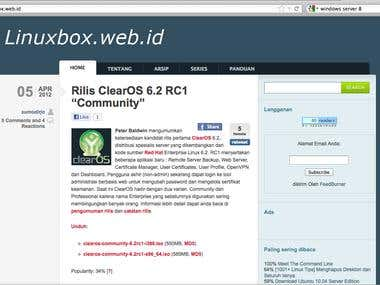 linuxbox.web.id