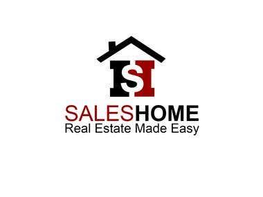 Logo Design slaeshome.ca