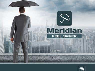 Logo design for an insurance company