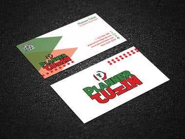 My Unique Business Card