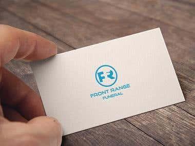 Font base logo design