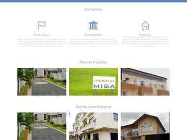 MISA Ltd - Web Application