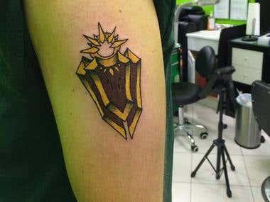 Leona's shield