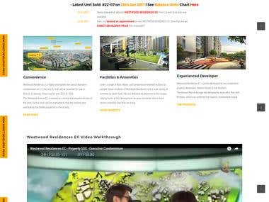 Westwood Residences Real State Builder
