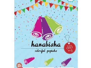CREATIVE BAZAAR RAMADAN EVENT | HANABISHA POPIAHS