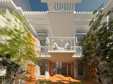 Revit Residential Villa