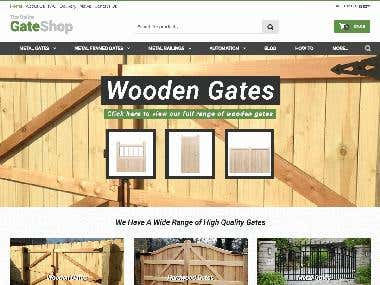The Online Gate Shop
