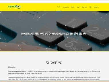 Cambifon - Operadora Telefonica