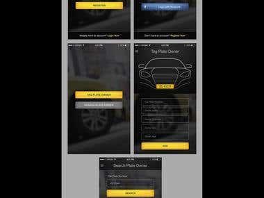 Car Plate app