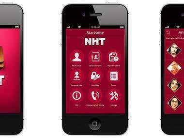 NHT App