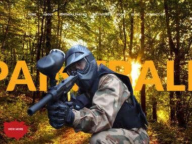 paintball website