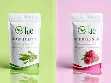 Tae Logo - Packaging