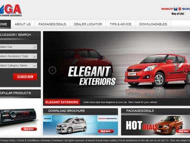 Maruti Genuine Accessories