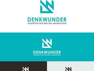 logo inisial DW