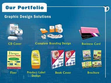Our Graphic Design Work