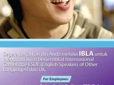 IBLA flyer