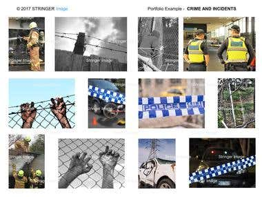 Documentary and Crime Photography