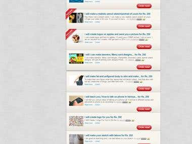 Quarterk.com Website