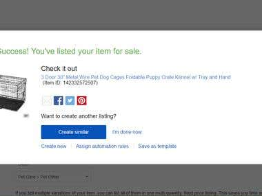 eBay listing from http://www.realsmart.com.au