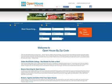openhousebyzipcode.com