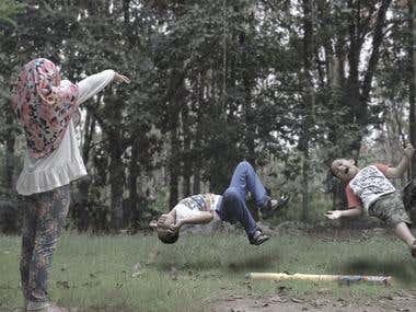 Photo Shoot- Levitation
