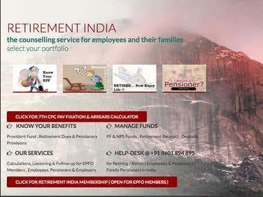 Retirement India