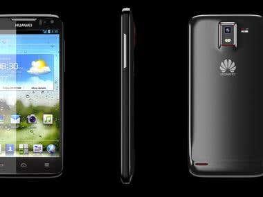 Huawei Asced D Quad