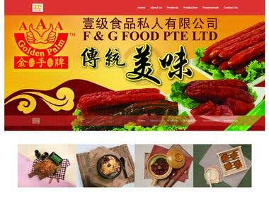 Food Industry Website - www.fgfood.com.sg