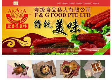 Food Industry Website - www.fgfood.com.sg