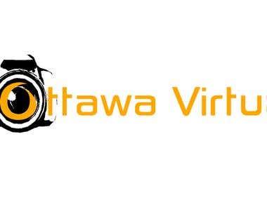 Logo design for Ottawa Virtual