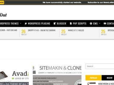 Leaksout Website