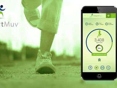 Android App designed for health