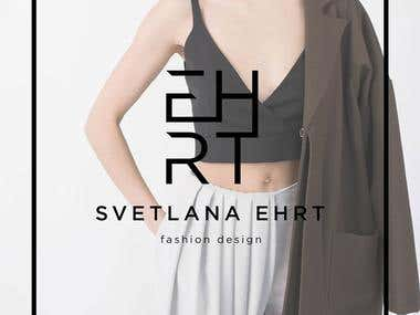 Logo for the Fashion Brand ERHT