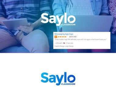 Saylo Classroom Logo Design