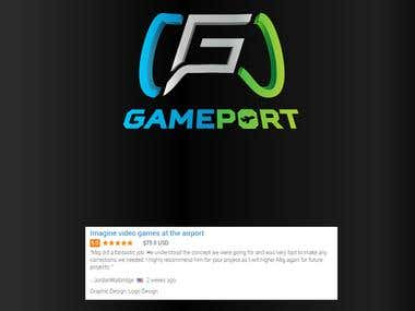 Gameport Logo