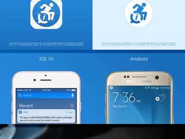 MOBi App Icon design