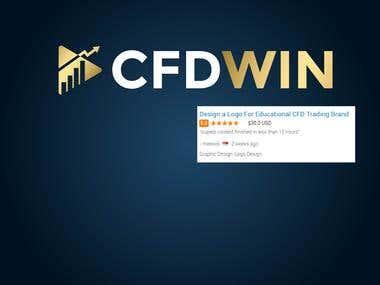 CFD Trading Logo