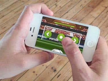 Football Game Beta Testing