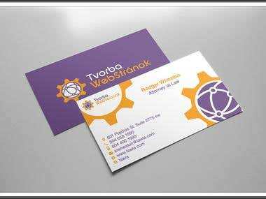 Business Card Design 1