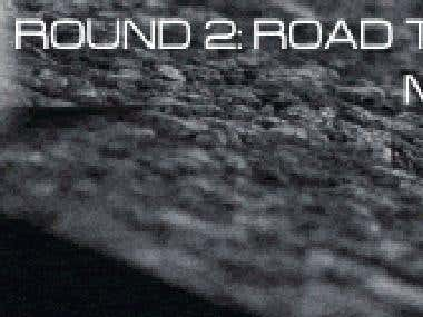 Drifting Car GIF Banner