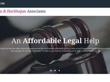 Abhimanyu & Harbhajan Associates (advsingh.com)