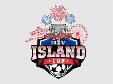 Island Cup Logo Design