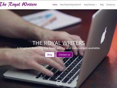 THE ROYAL WRITERS - http://writeprince.com/
