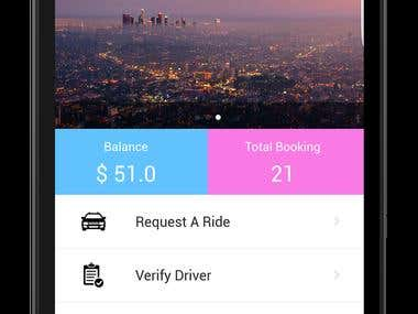 City Connect (Android App)