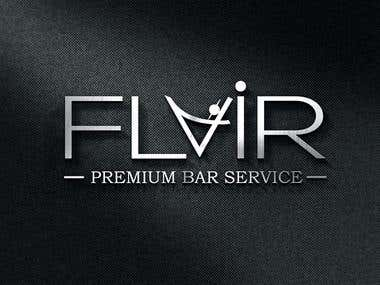 Logo & Email signature for Premium Bar Service