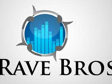 Rave Bros Logo