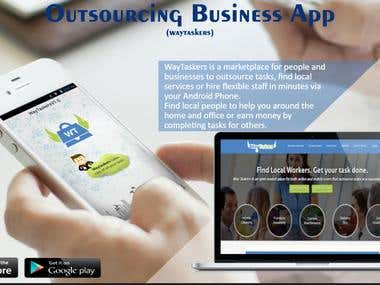 Outsourcing Business App