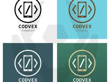 Codvex Creativ Logo Design